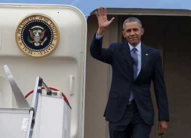 Obama Dijadwalkan Tiba di Bali Sore Ini, Bandara Ngurah Rai Tak Ditutup