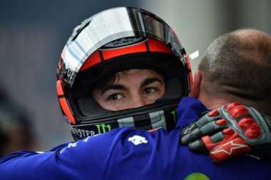 Jelang Balapan di MotoGP Belanda 2017, Maverick Vinales: Saya dalam Kondisi Baik