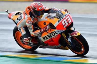 Optimis di MotoGP Belanda 2017, Marquez: Karakter Honda Cocok dengan Sirkuit Assen