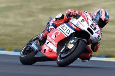 Hasil Latihan Bebas 1 MotoGP Belanda 2017
