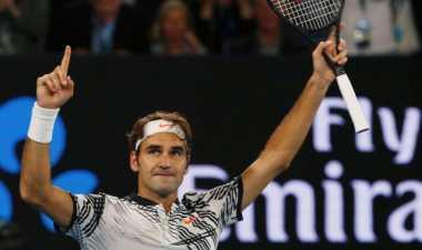 Sport Time: 5 Fakta Unik soal Roger Federer