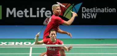 Tundukkan Wakil Malaysia, Praveen/Debby Maju ke Semifinal Australia Open 2017