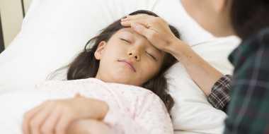 Waspadai Penyakit Anak yang Terjadi Pasca-Lebaran