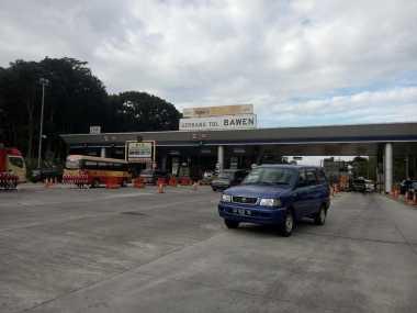 Antisipasi Lonjakan Kendaraan Pemudik, Gerbang Tol Semarang-Salatiga Ditambah