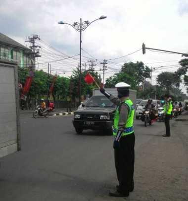 Puncak Arus Mudik, Jalur Kendal-Semarang Padat Merayap