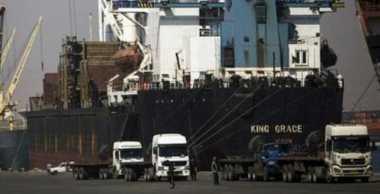 Iran Kirimkan Ribuan Ton Bahan Makanan ke Qatar