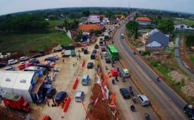 Arus Mudik H-1 Lebaran, BNPB: Waspadai Jalur Rawan Banjir dan Longsor