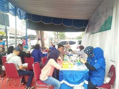 Stasiun Pasar Senen Sediakan Posko Kesehatan bagi Pemudik