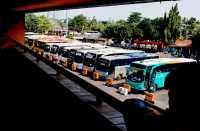 Preman Berkedok Pengamen Resahkan Pemudik di Terminal Bekasi