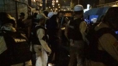 Selain Obat Terlarang, Polisi Temukan Minuman Keras di Rombongan Takbir Keliling