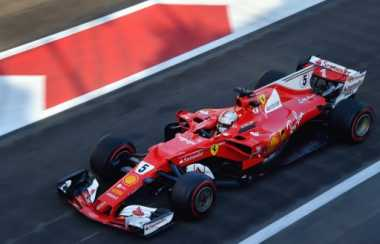 Tak Kunjung Dapatkan Perpanjangan Kontrak, Masa Depan Vettel Bersama Ferrari Abu-Abu