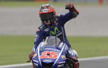 Jelang Seri Kedelapan MotoGP 2017, Vinales Akui Senang dengan Lintasan di Assen