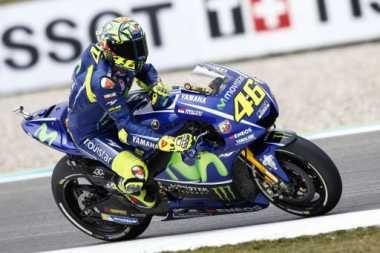 Miliki Masalah pada Performa Motornya, Rossi: Saya Akan Berjuang Keras Mencapai Q2