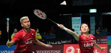 Tapaki Final Australia Open 2017, Praveen/Debby Akui Tak Mudah Taklukkan Wakil Korea di Semifinal