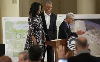 OBAMA MUDIK: Akhirnya, Obama Penuhi Janjinya untuk Liburan ke Bali