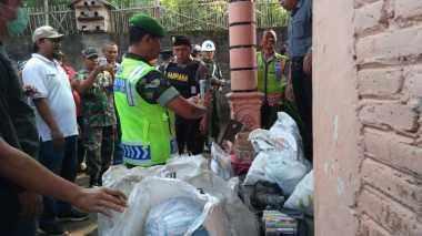 Polisi Sita 8,5 Kg Bahan Peledak Pembuat Mercon
