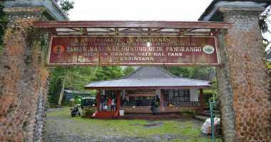 Momen Lebaran, Aktivitas Pendakian Gunung Gede-Pangrango Ditutup Sementara