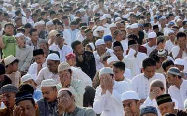 Salat Idul Fitri Tingkat Jabar Dipusatkan di Lapangan Gasibu
