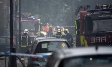 Apartemen di London Kebakaran Lagi, 72 Petugas Damkar Dikerahkan