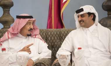Arab Saudi dan Qatar Satu Suara Rayakan Idul Fitri Hari Ini