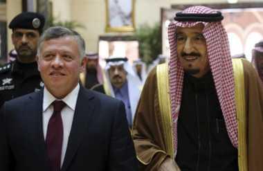 Raja Arab Saling Mengucapkan Selamat Hari Raya Idul Fitri Lewat Telefon