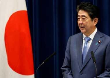 PM Jepang Indikasikan Percepatan Amanden UU Pasca Perang