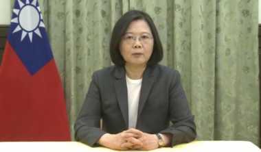 VIDEO: Presiden Taiwan Ucapkan Selamat Lebaran untuk Indonesia