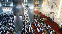 Tiba di Istiqlal, Jokowi Langsung Dirikan Salat Sunah Tahiyatul Masjid