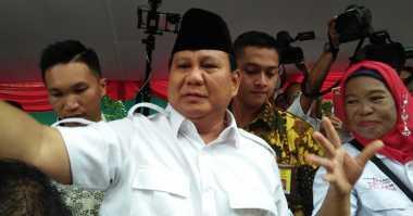 Pesan Idul Fitri, Prabowo Subianto: Semoga Anda Berbahagia Bersama Keluarga