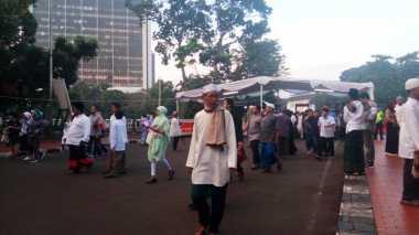 "Kuatnya ""Magnet"" Masjid Istiqlal Menarik Warga untuk Salat Id"
