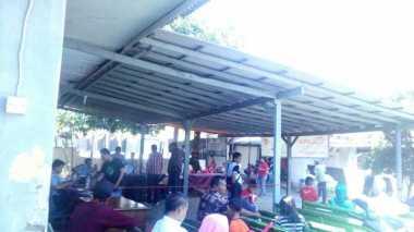 Hari Raya Idul Fitri, 180 Napi di Rutan Pondok Bambu Dapat Remisi