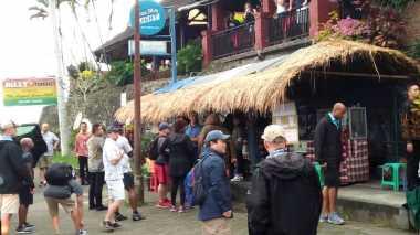 Hari Ketiga di Bali, Obama Kunjungi Jatiluwih