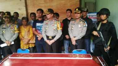 Polisi Korban Penyerangan Terduga Teroris di Polda Sumut Dimakamkan di Kabupaten Batubara