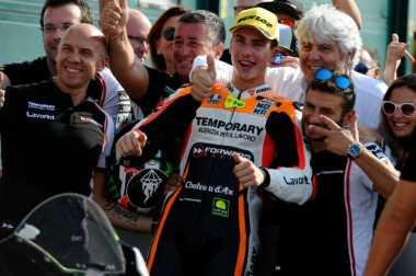 Selamatkan Lorenzo Baldassarri dari Kecelakaan Parah, Bos Forward Racing Ucapkan Terima Kasih ke Berbagai Pihak