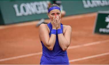 Tampil Kembali di Wimbledon 2017, Petra Kvitova: Saya Harus Realistis