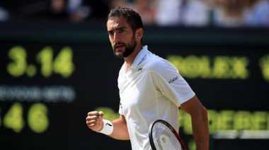 Eks Pelatih Yakin Marin Cilic Juara Wimbledon 2017