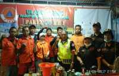 Malam Takbiran, Rescue Perindo DIY Bantu Urai Kemacetan