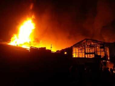 Rumah Ludes, Mbah Jumari Ditemukan Hangus Terbakar di Kamar Mandi
