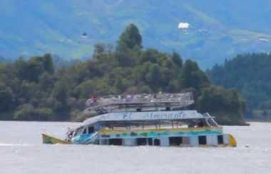 6 Orang Tewas dalam Insiden Kapal Terbalik di Kolombia