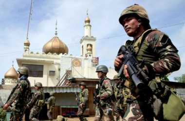 Kepemimpinan Maute Hancur, Militer Filipina Yakin Pertempuran Marawi Segera Berakhir
