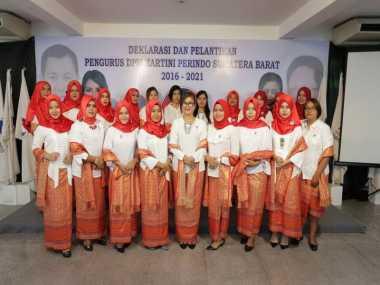 Soal SMS Hary Tanoe, Kartini Perindo Sumbar: Sebagai Wanita Kami Sedih