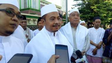 Imam Masjid Al Marzuqiyah Jelaskan Alasan Baru Merayakan Lebaran Hari Ini