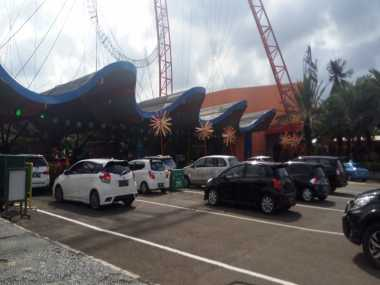 Tak Mudik, Warga Jakarta Isi Libur Lebaran ke Ancol