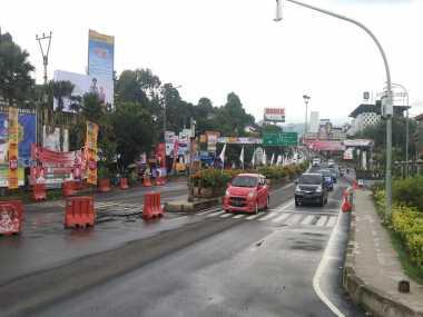Cegah Kemacetan, Lalu Lintas dari Puncak ke Jakarta Berlaku Satu Arah