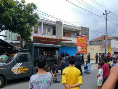 Pascateror di Mapolda Sumut, Polisi Gerebek Tempat Percetakan