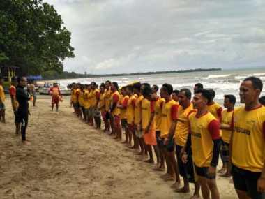 Libur Lebaran, 115 Penjaga Amankan Pantai di Banten