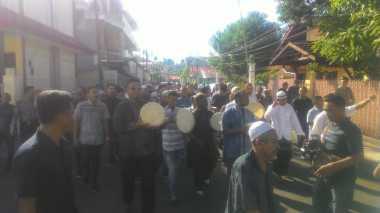 Iwad, Tradisi Hari Lebaran Kedua di Kampung Arab Manado