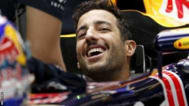 Raih Podium Pertama di Sirkuit Baku, Ricciardo: Ini Balapan Gila!