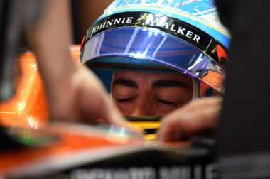 Raih Posisi Kesembilan, Alonso: Kami Bisa Juara jika Memiliki Mesin yang Bagus