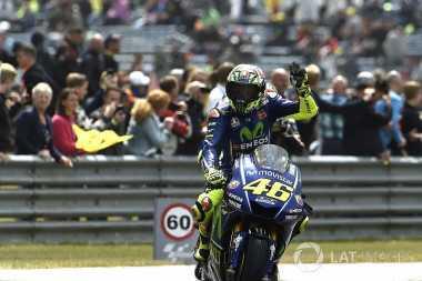 Raih Kemenangan Ke-10, Rossi Sebut Assen Tempat Spesial